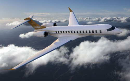 Bombardier Global Corporate Jets
